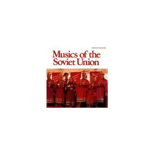 Smithsonian folkways Music of the soviet union