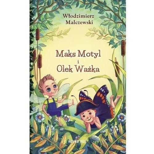 Maks Motyl i Olek Ważka (76 str.)