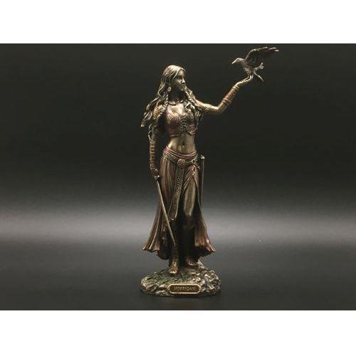 Morrigan – celtycka bogini narodzin, bitwy i śmierci (wu77093a4) marki Veronese