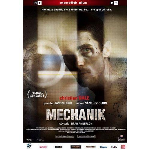 Mechanik (2004) dvd marki El maquinista