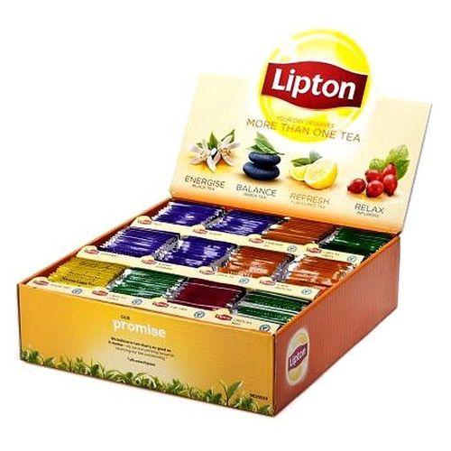 Herbata Lipton Variety Pack - 12 smaków x 15 saszetek