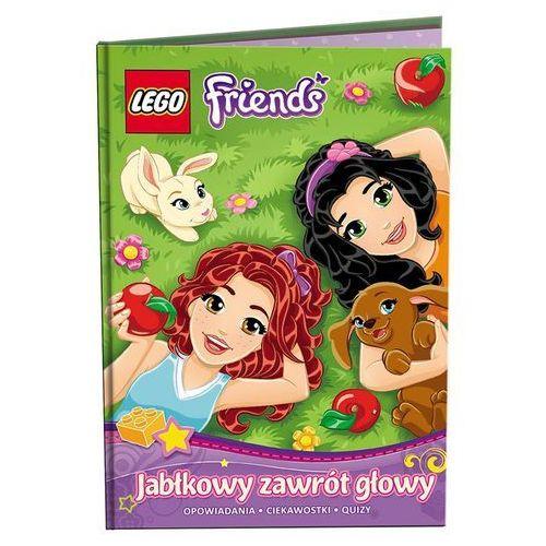 KSIĄŻKA LEGO® Friends. Jabłkowy zawrót głowy