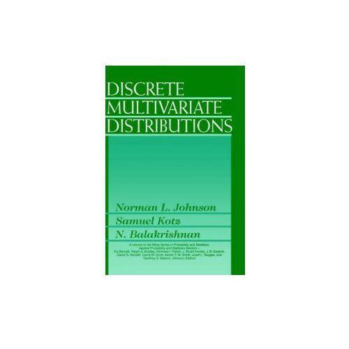 Discrete Multivariate Distributions (9780471128441)