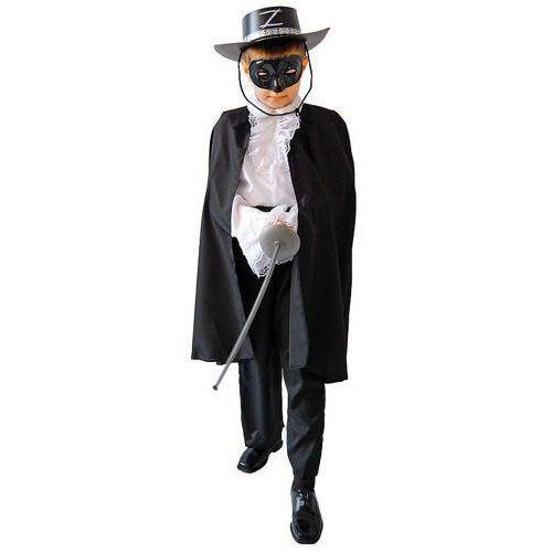 Strój Szermierz Zorro, przebrania dla dzieci