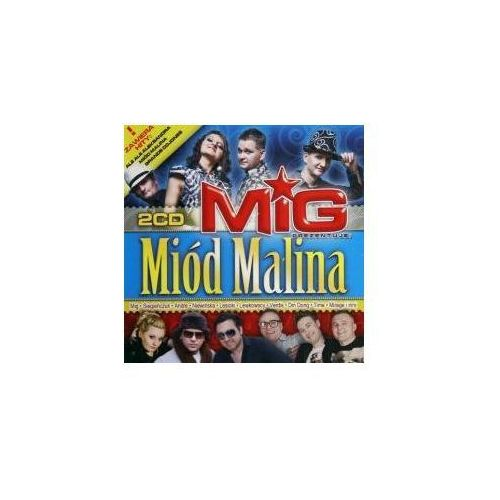 Folk Mig prezentuje - miód malina (2cd) (5901844454569)