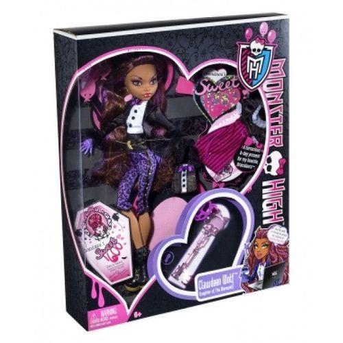 Lalka SWEDE Monster High Urodzinowa 088552 M515 + DARMOWA DOSTAWA! (lalka)