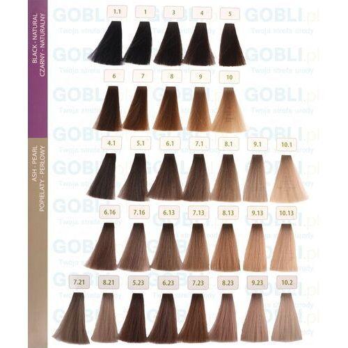 oalia farba bez amoniaku z olejkiem arganowym 60ml 1 czarny marki Montibello