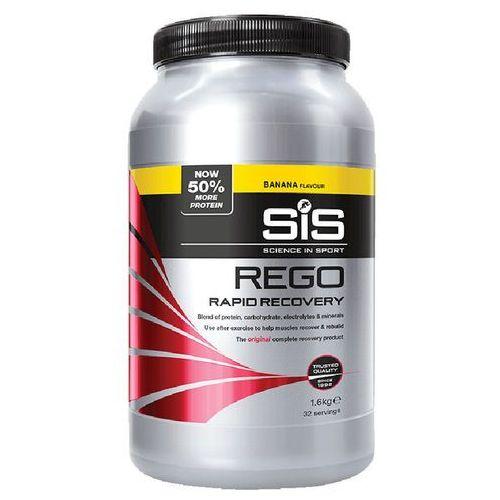 SiS Rego Rapid Żywność dla sportowców Banan 1,6 kg srebrny 2018 Suplementy (5025324007264)