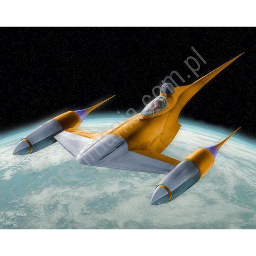 1:109 naboo starfighter - myśliwiec obronny i patrolowy star wars (03611) - szybka wysyłka (od 49 zł gratis!) / odbiór: łomianki k. w marki Revell