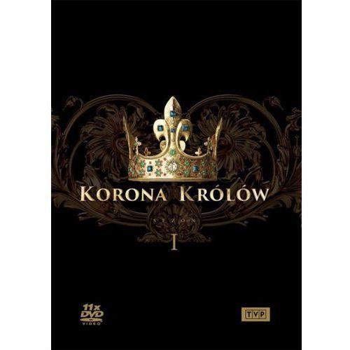 Telewizja polska s.a. Korona królów. sezon i dvd