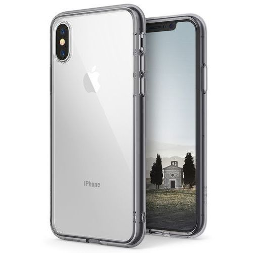 Ringke fusion etui obudowa iphone x (smoke black)