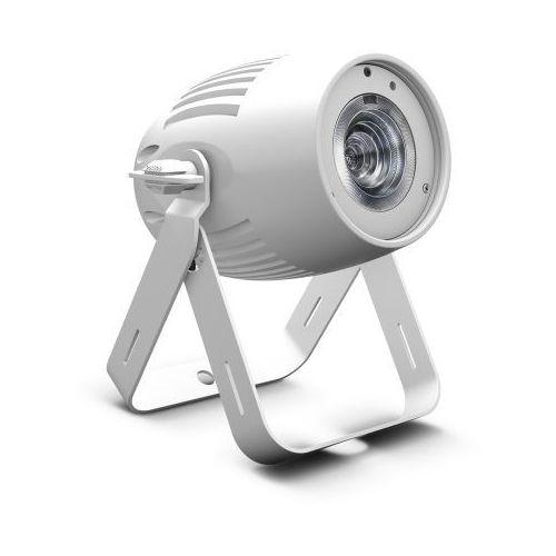 Cameo Q-Spot 40 WW WH-kompaktowy spotlight with 40W WW LED w białej obudowie