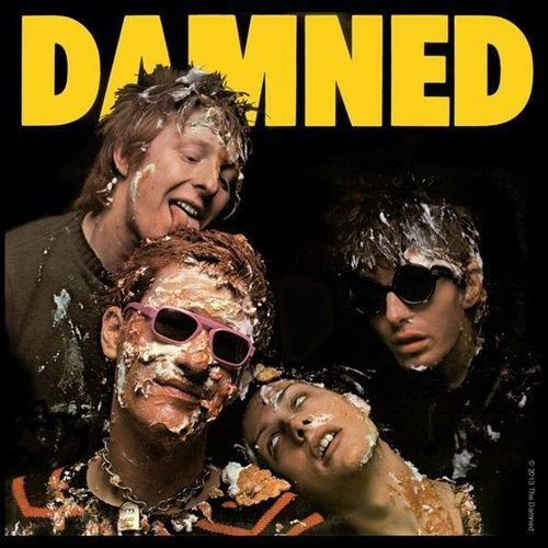 Damned Damned Damned (Remastered) (CD) - The Damned, 4050538235036