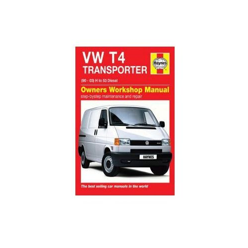 VW Transporter Diesel (T4) Service and Repair Manual (9780857337115)