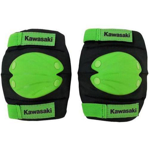 KAWASAKI Ochraniacze rozmiar S zielone (5905279820357)