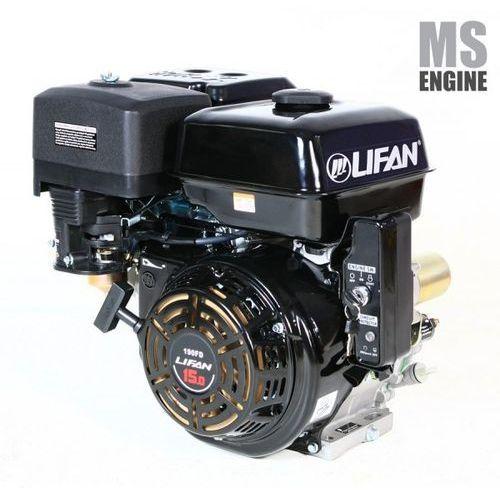 silnik spalinowy LIFAN 15KM GX420 elektryczny rozruch