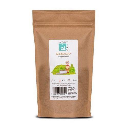 Albert tea genmaicha - uzupełnienie