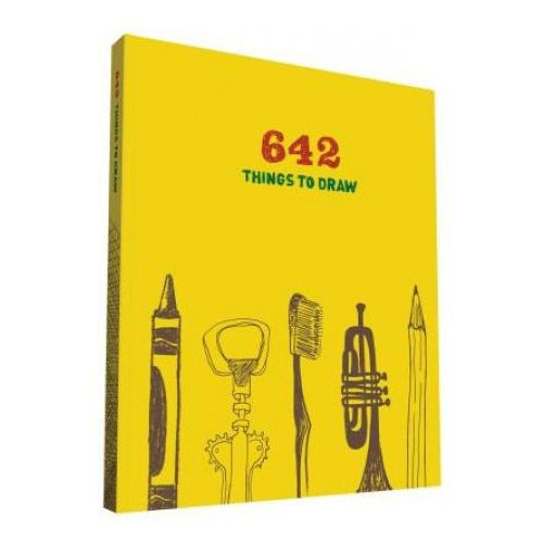 642 Things to Draw: Inspirational Sketchbook to Entertain and Provoke the Imagination (9780811876445)