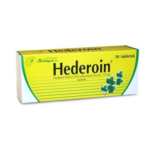 Hederoin x 30 tabl (artykuł z kategorii Leki na kaszel)