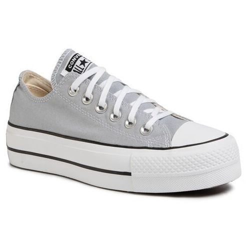 Trampki - ctas lift ox 566757c wolf grey/white/black marki Converse