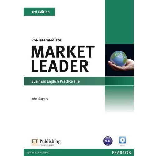 Market Leader 3rd Ed Pre-Intermediate Business English Practice File (96 str.)