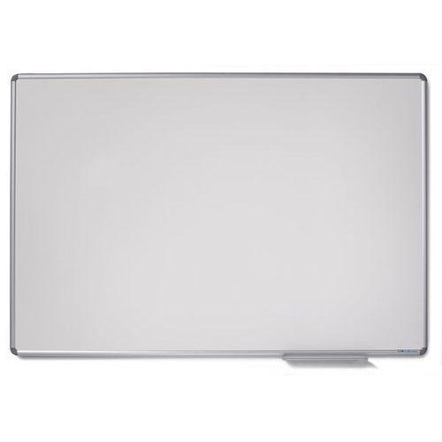 Tablica ścienna Design, emaliowana na biało, szer. x wys. 900x600 mm. Powierzchn