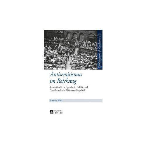 Antisemitismus im Reichstag (9783631651483)
