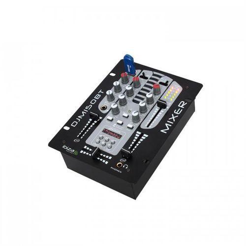 5-kanałowy pulpit mikserski Ibiza DJM150USB-BT USB Bluetooth