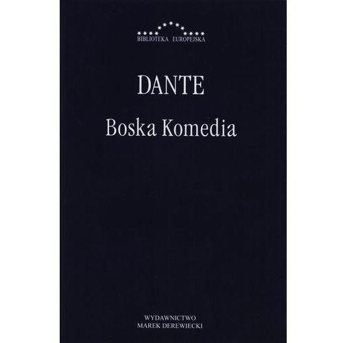 BOSKA KOMEDIA BR. + zakładka do książki GRATIS, oprawa miękka