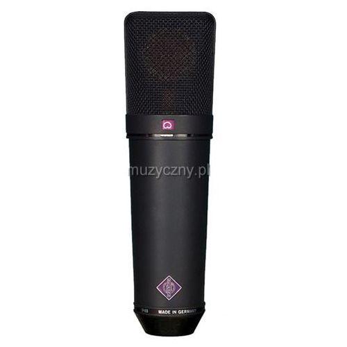 u87 ai mikrofon studyjny wielkomembranowy, kolor czarny marki Neumann