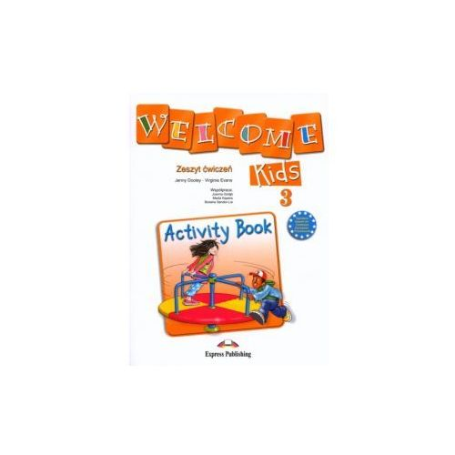 Welcome Kids 3. Activity Book (2011)