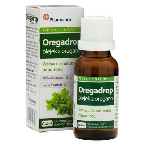 Aura herbals Oregadrop - olejek z oregano 20ml -