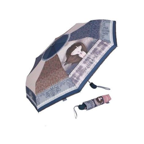 Anekke Parasolka automatyczna granatowa