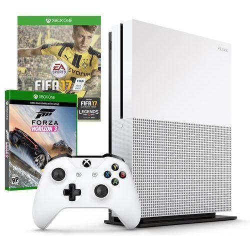 Xbox One S 1TB marki Microsoft