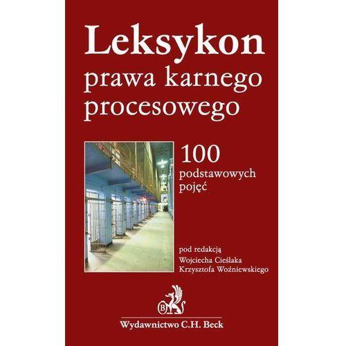 Leksykon prawa karnego procesowego (2012)
