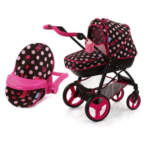 Hauck wózek Pink Lady Georgia 6w1 - oferta [0556e50b41b256f9]