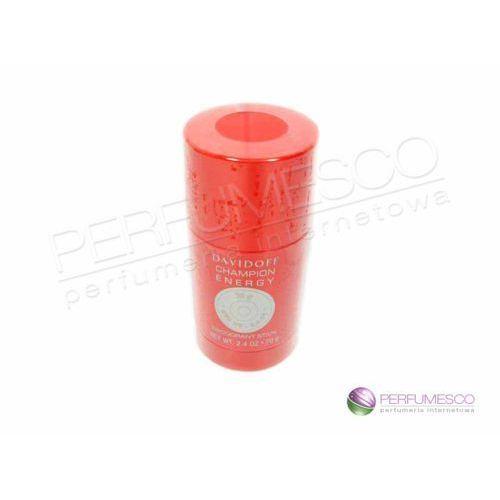 Davidoff Champion Energy Dezodorant w sztyfcie 75 ml /Szukaj produktów dostępnych 24H z gwarancją dostawy przed Świętami! - produkt z kategorii- Dezodoranty dla mężczyzn