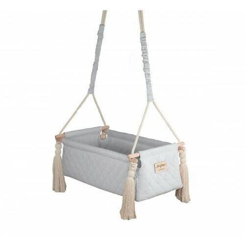 Baby Steps - Kołyska NewBorn Swing - Gray