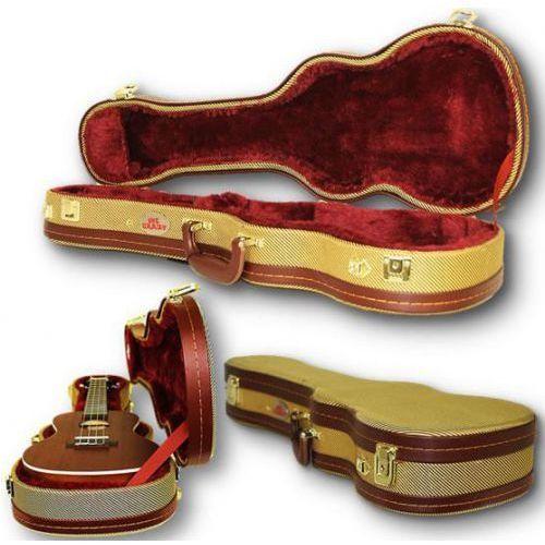 Kala Tweed Soprano Case na ukulele sopranowe