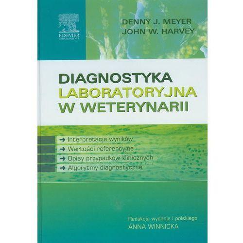 Diagnostyka laboratoryjna w weterynarii (2013)