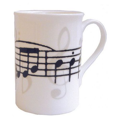 Kubek muzyczny NUTY
