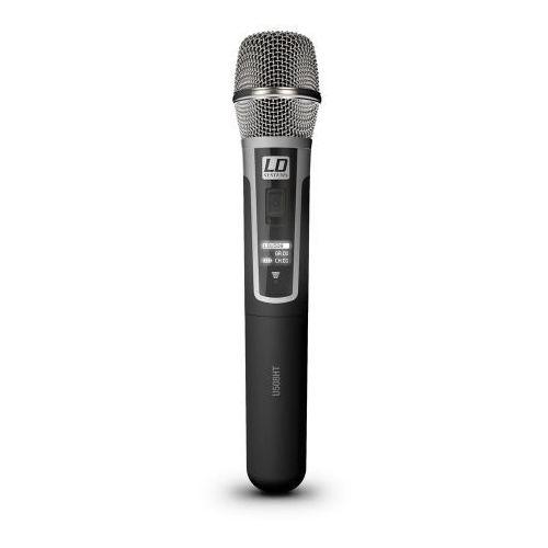 Ld systems u508 mc doręczny mikrofon pojemnościowy