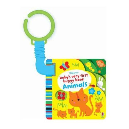 Babys Very First Buggy Book Animals, Usborne Publishing Ltd