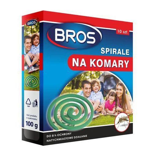 Spirala na komary 10 szt. marki Bros