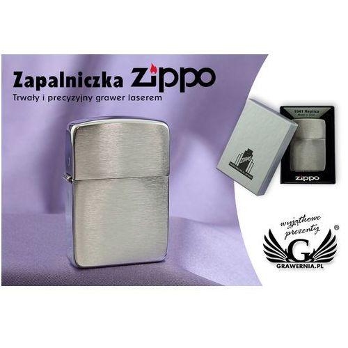 Zapalniczka 1941 replica brushed chrome marki Zippo