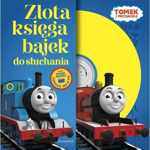 Tomek I przyjaciele złota księga bajek do słuchania (192 str.)