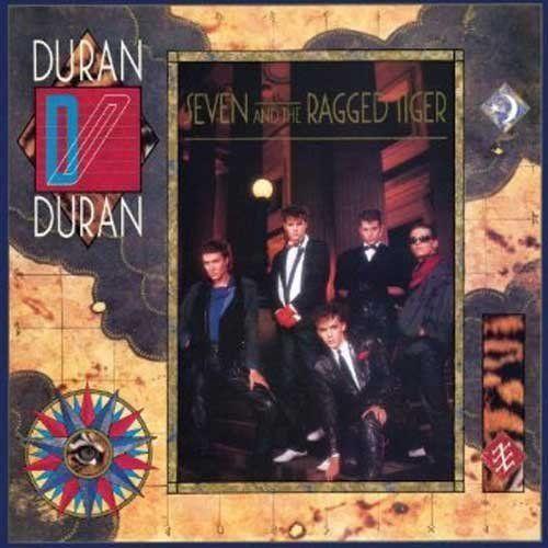 SEVEN & THE RAGGED TIGER (SPECIAL EDITION) - Duran Duran (Płyta winylowa)