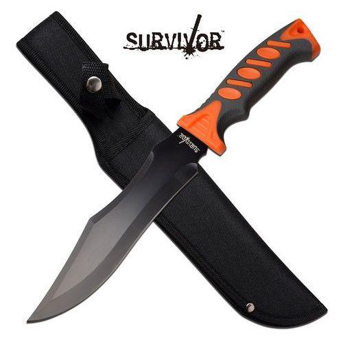 Usa Duży nóż ostrze stałe survivor sv-fix004bk