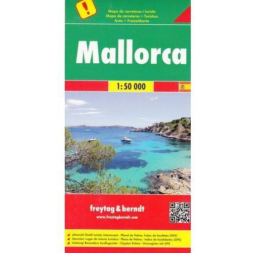 Mallorca, 1:50 000 (9783707914269)