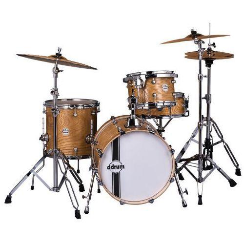 se flyer nat ash - akustyczny zestaw perkusyjny marki Ddrum